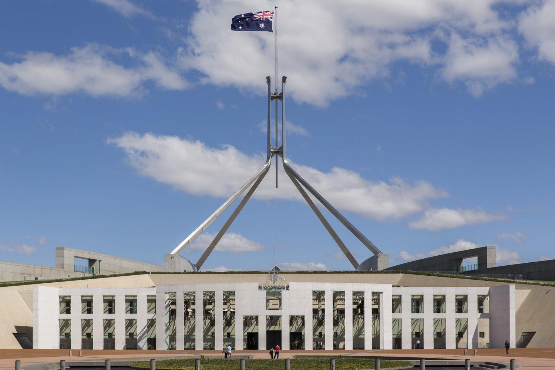 AUSTRALIAN PARLIAMENT HOUSE – Elite Event Technology