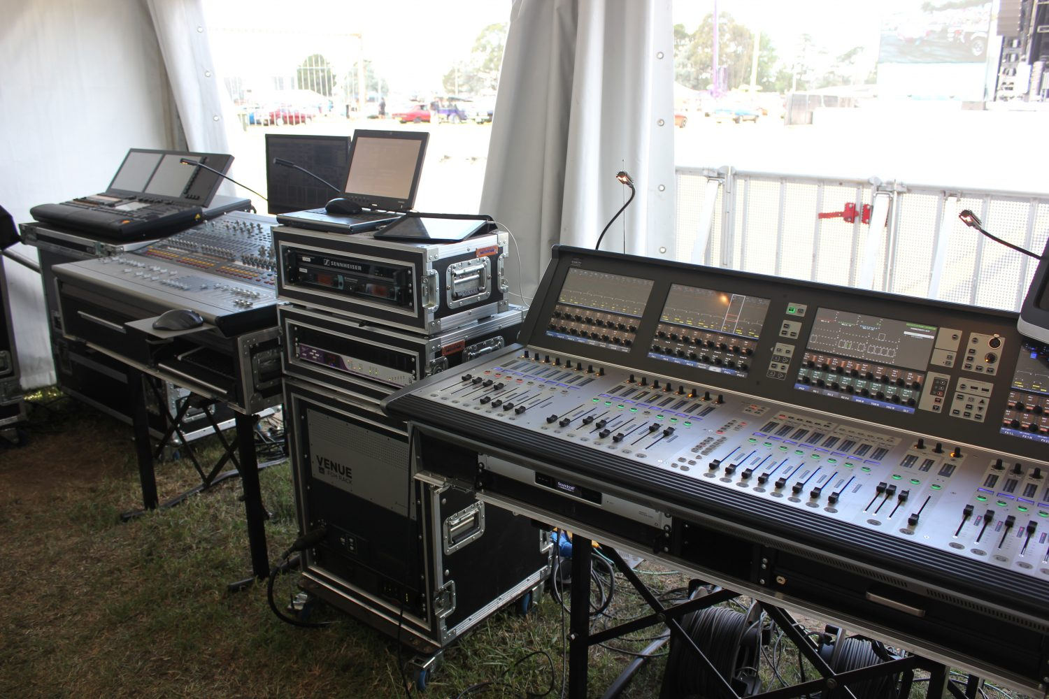 Hire and Production Equipment – Elite Event Technology